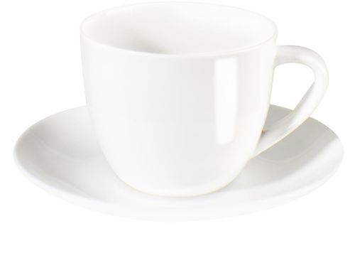 ASA A TABLE Cappuccinotasse mit Untertasse